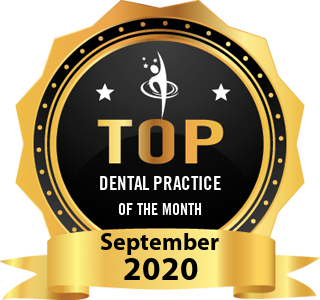 Top Dental Practice - September 2020 by Fanschoice awards